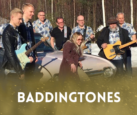 Baddingtones